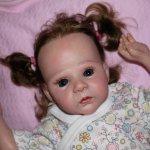 Моя малышка Симочка, кукла реборн Натальи Фединой, Baby-Zest