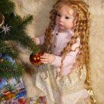 Малышка Злата, кукла реборн Натальи Фединой, Baby-Zest