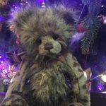 Малышка CARMELA Charlie Bears Англия