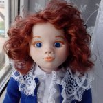 Мои первые авторские куклы. Варя и маленький Лорд