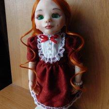 Лючия. Моя новая авторская кукла