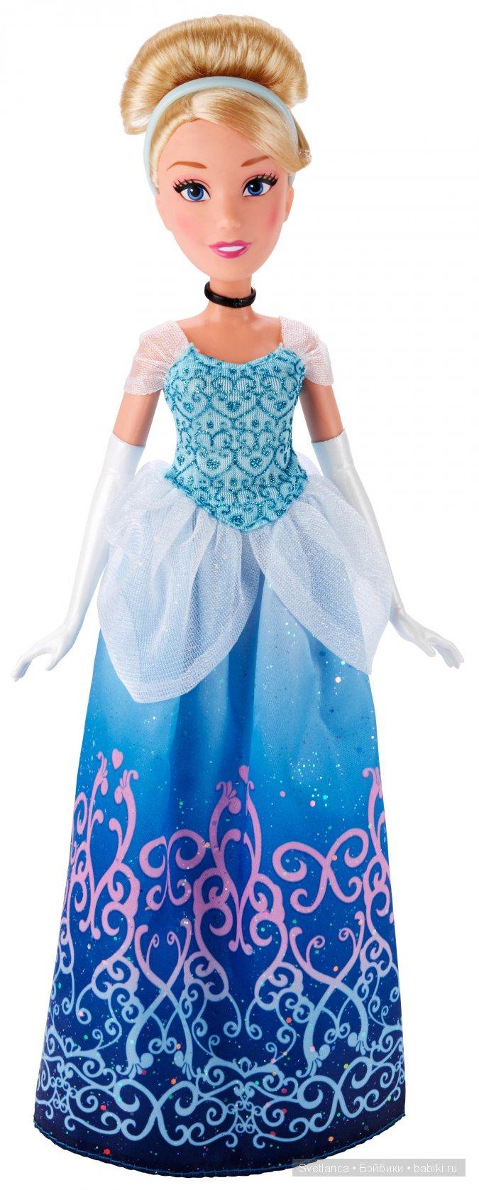 Новинки 2016! Принцессы Disney от Hasbro!