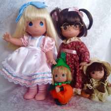 Куклы Precious Moments, Драгоценные моменты