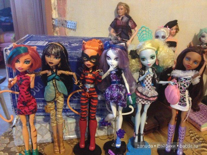 Фото кукол домашнее