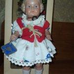 Малышка Барбель, реплика