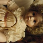 "Моя фарфоровая кукла Персик"", скульптор Анна Тимерман"