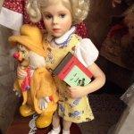 """Маленькая леди от Richard Simmons """"Первый школьный день"""""""