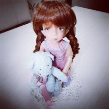 Кристи, моя малознакомая кукла