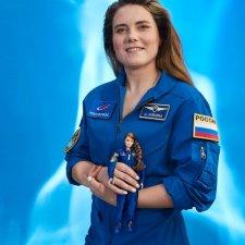 Прообразом для куклы Barbie стала космонавт Роскосмоса Анна Кикина
