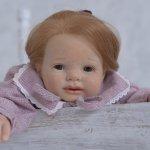 Моя кукла реборн  Маруся