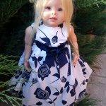 Кукла реборн из молда Бонни от Линды Мюррей