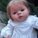 Кукла реборн Алессандра (Шурочка) от Пинг Лау