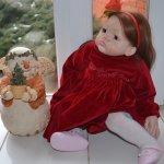 Кукла реборн Cuddles от Donna RuBert