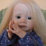 Моя кукла реборн Фрида от Karola Wegerich
