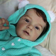 Моя малышка - реборн Маруся