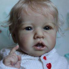 Мой милый ангел, кукла реборн Саскиа