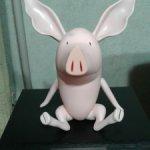 Свинка Оливия.