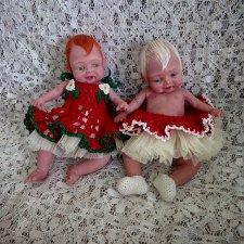 Силиконовые куколки