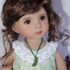 Кукла little darling от Joyce Mathews.