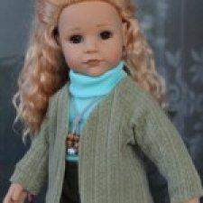 Комплект для малышек Gotz и Meadow dolls