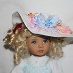 Сарафанчик  для кукол Little Darling.