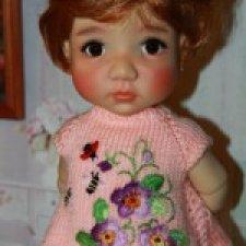 Платье для Mae Meadow dolls