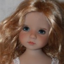 Кукла Little Darling, художник Joyce Mathews.