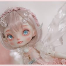 Срочно! Скидка 23тр. Продам Dollzone Honey normal pink.