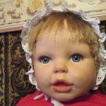 Продолжение истории о восстановлении куклы Berjusa