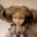 Авторская кукла Брунгильда - королева Франков