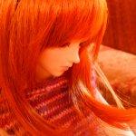 Утро рыжего цвета :)