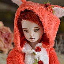 Маленькая милая коллекция от SweetTouchDoll. Фарфоровые шарнирные куклы