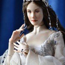 Арвен Ундомиэль, шарнирная кукла своими руками от SweetTouchDoll