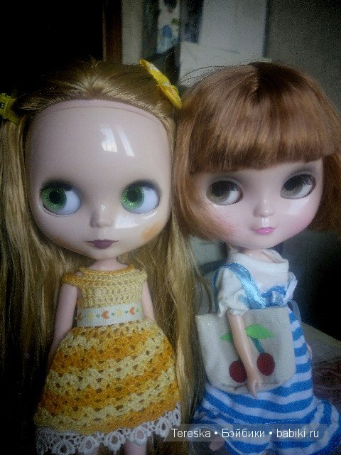 blythe and icy