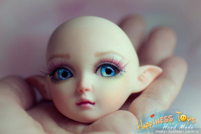 Мейк для куклы