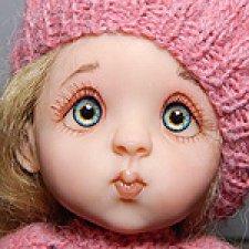 Фотографии кукол с глазками ручной работы_3 ©Happiness Toys