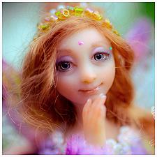 Куколка-фея Эрика