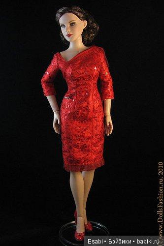 Платье для Дианны от Тоннер