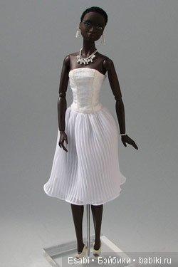 Платье и украшение для Fashion Royalty