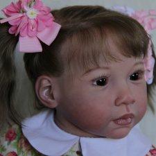 Элизабет. Куколка из молда Ченоа