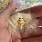 Micro bjd Geliefuxiaoxiao 2 см