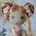 Текстильные куклы Елены Соколковой