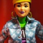 Барби БМР BMR1959 молд Кира азиатка