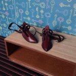 Туфли из натуральной кожи для Лиликет Константин