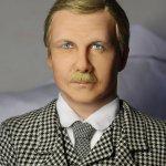 Портретная кукла Доктор Ватсон