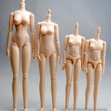 Тело обитцу 25см