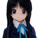 Azone Pure Neemo Character Series - K-ON Mio Akiyama