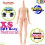 Azone Body XS Normal Skin Boy ver