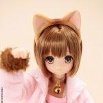 Azone PureNeemo SAHRA'S à la mode Maya: Meow × Meow  -  Abyssinian Neko