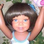 Эллис - Девочка с глазами цвета неба... Diana EuroGirl